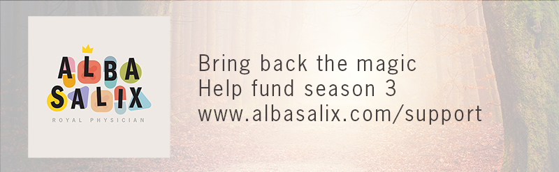 Help support Season 3 of Alba!