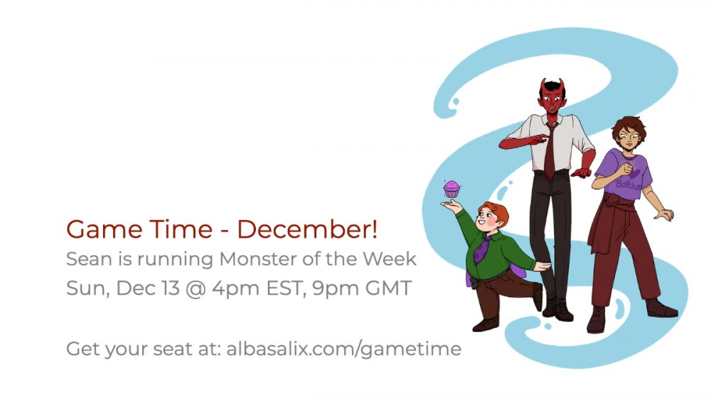 Game Time, Sunday Dec 13 at 4pm EST